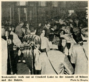 Wilmer and the Dukes, Rensselaer Polytechnic 1964