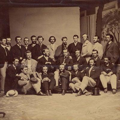 RPI Alumni in Latin America 1850 - 1890