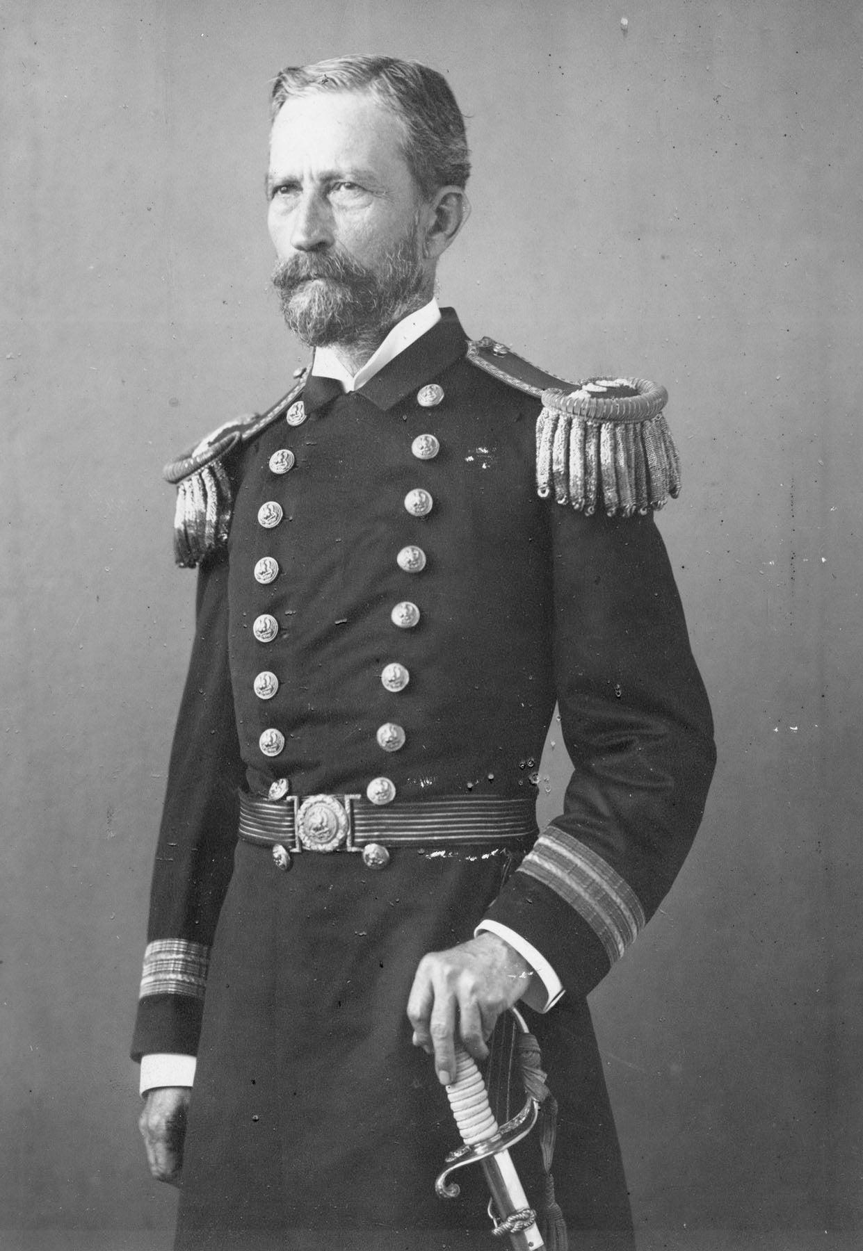 Aniceto Garcia Menocal, RPI Class of 1862
