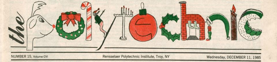 Have a Very Poly Holiday 1985