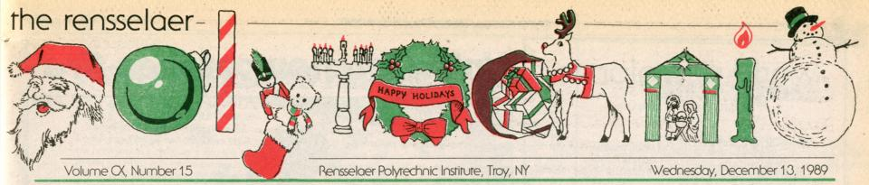 Have a Very Poly Holiday 1989
