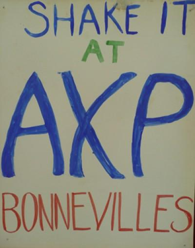 Alpha Chi Rho, Shake It-Bonnevilles