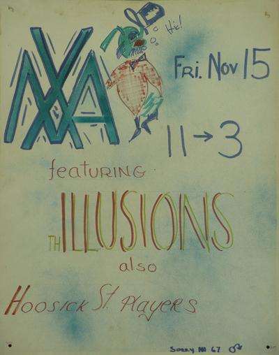 Lambda Chi Alpha, The Illusions and Hoosick St. Players