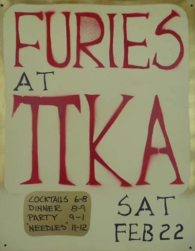 Pi Kappa Alpha, Furies
