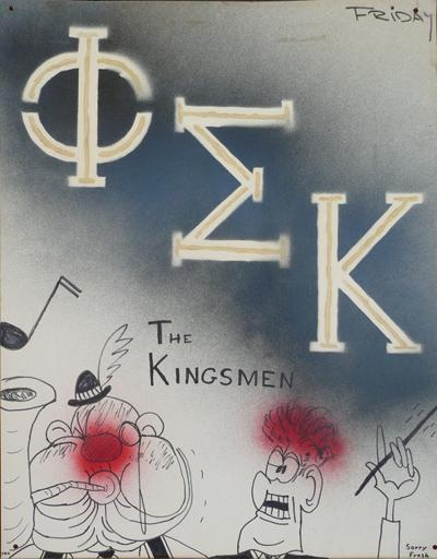 Phi Sigma Kappa, The Kingsmen