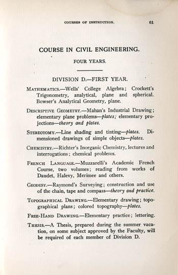 Course in Civil Engineering, page 61