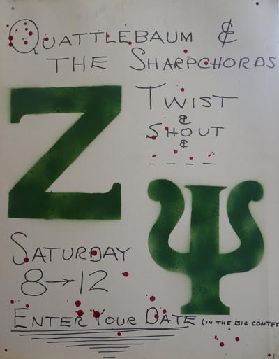 Zeta Psi, Quattlebaum and The Sharpichords (Twist and Shout)