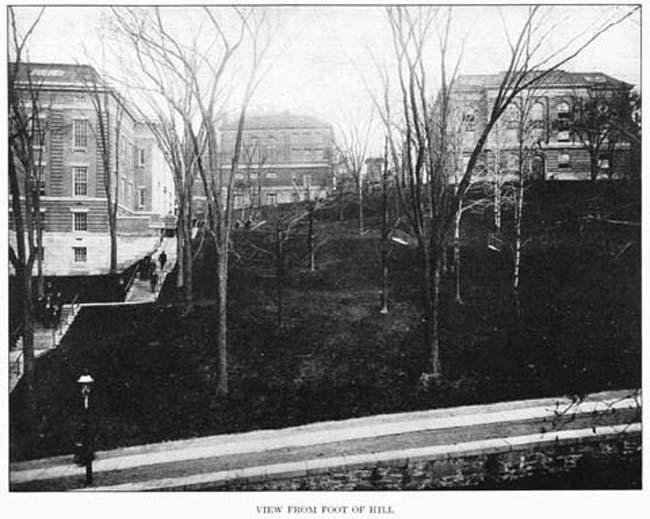 Pittsburgh, Walker and Carnegie in 1914.