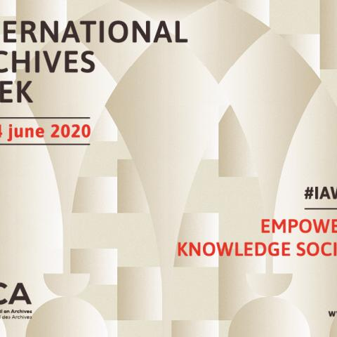 International Archives Week June 8-14 2020